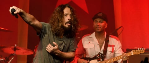 Watch Audioslave Reunite at Los Angeles' Anti-Inaugural Ball