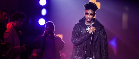 21 Savage: Talking Honesty, Politics and 'Mumble Rap' With Atlanta's No-Nonsense MC