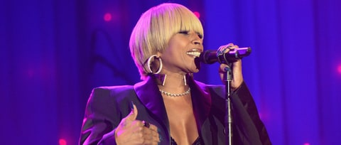 Mary J. Blige Taps Kanye West, Missy Elliott for 'Strength of a Woman' LP