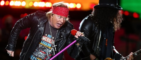 Guns N' Roses to Celebrate New SiriusXM Channel With Intimate NYC Show