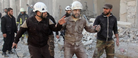 'White Helmets' Cinematographer Blocked From Oscars Due to Travel Ban