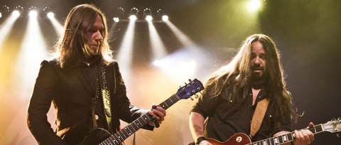 See Blackberry Smoke's Intense 'Waiting for the Thunder' on 'Colbert'