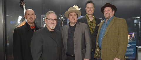 Earls of Leicester, Balsam Range Lead 2017 Bluegrass Award Nominations