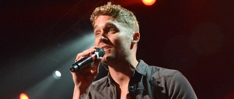 See Brett Young's Melancholy 'Like I Loved You' on 'Kimmel'
