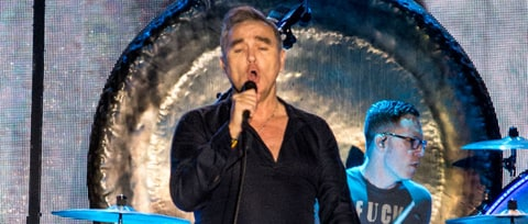 Morrissey Announces New Album 'Low in High School'