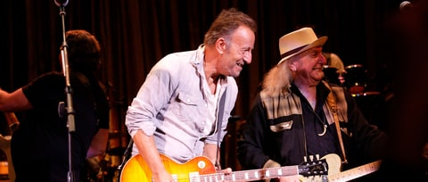 See Bruce Springsteen's Surprise Appearance at All-Star Asbury Park Gig