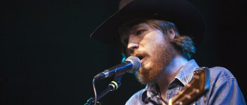 How Country Troubadour Colter Wall Got a Boost From Brock Lesnar