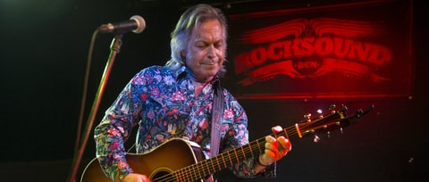 Watch Jim Lauderdale's Jubilant 'You Came to Get Me' on 'Conan'