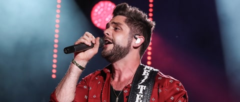 Hear Thomas Rhett Pledge Eternity in New Song 'Grave'