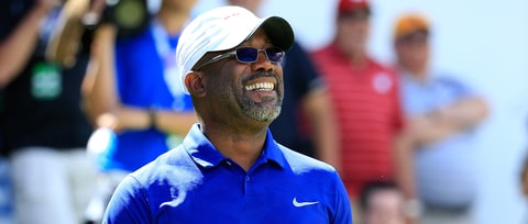 Darius Rucker to Host New SiriusXM Golf Show