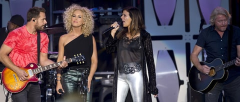 See Little Big Town's Stirring 'When Someone Stops Loving You' on 'Seth Meyers'