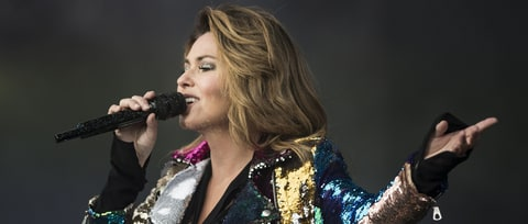 Hear Shania Twain's Blissful New Song 'We Got Something They Don't'