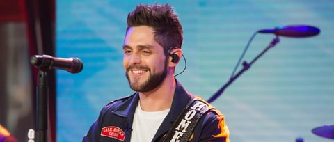 Thomas Rhett's 'Life Changes' Hits Number One on All-Genre Albums Chart