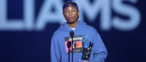 See Pharrell Denounce White Nationalists in Urgent Hip-Hop Honors Speech