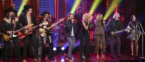 See Little Big Town, Kacey Musgraves and Midland Cover ELO on 'Fallon'