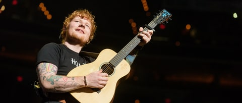 Ed Sheeran Plots 2018 Stadium Tour
