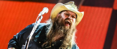 Country music news videos artists and songs - Chris stapleton scarecrow in the garden ...