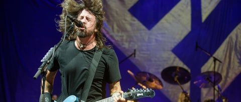 Foo Fighters Extend Concrete and Gold Tour Into 2018