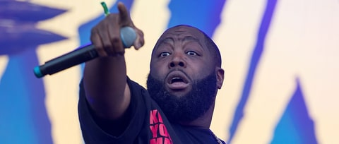 Hear Killer Mike Rap About Mass Incarceration on 'South Park'