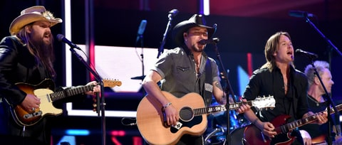 See Jason Aldean Cover Tom Petty With Chris Stapleton, Keith Urban