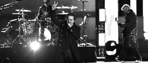 Hear U2, Kendrick Lamar on Jagged New Song 'American Soul'