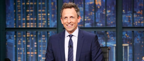 Seth Meyers to Host 2018 Golden Globes