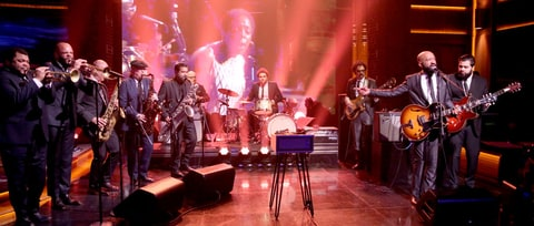 Watch Dap-Kings' Poignant Sharon Jones Tribute on 'Fallon'