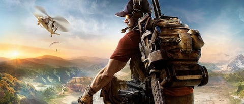 'Ghost Recon Wildlands' Gets Helicopter Update; 4V4 Comp Mode Coming