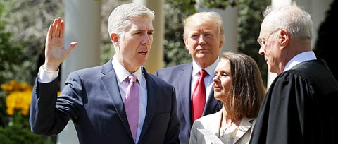 How Neil Gorsuch Will Make His Mark This Supreme Court Term