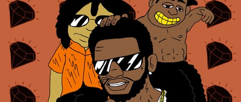 Watch Gucci Mane Parent Rappers in Animated 'All My Children' Video