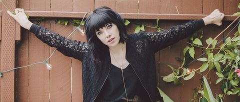 Hear Carly Rae Jepsen's Assertive, Unearthed Song 'Cut to the Feeling'