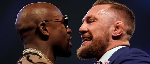 Conor McGregor v Floyd Mayweather Fight Airing in Select U.S. Theaters