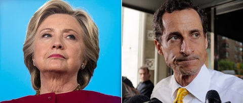 How Anthony Weiner Got Mixed Up in Hillary Clinton's Emailgate