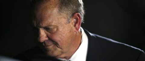 How Accused Child Abuser Roy Moore Could Be Kept Out of the Senate