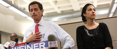 Huma Abedin Separates From Anthony Weiner Amid Sexting Scandal