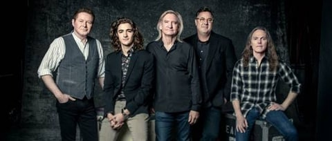 Eagles Plot 2018 North American Tour
