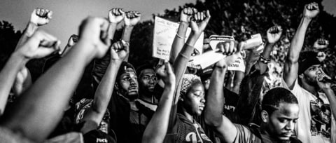 A Year Inside the Black Lives Matter Movement