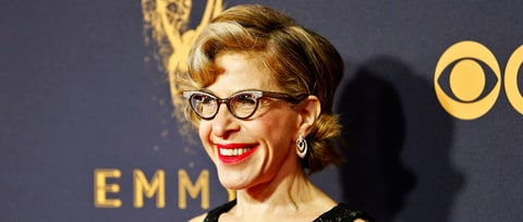 Jackie Hoffman Riffs on Emmys Loss to Laura Dern: 'Damn It!'