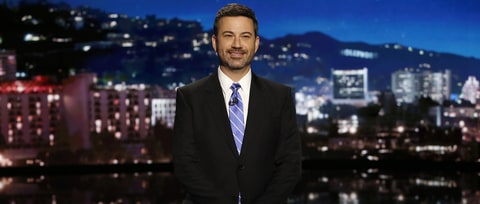 Jimmy Kimmel to Host Oscars for First Time in 2017