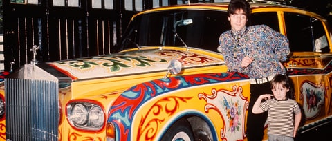 John Lennon's Phantom V: The Story of the Psychedelic Beatle-Mobile