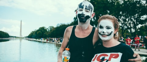 Marching With the Juggalos in Washington, D.C.