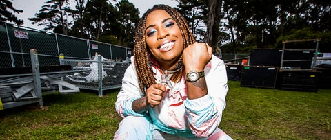 Kamaiyah on Making Feel-Good Hip-Hop, Becoming a West Coast Icon