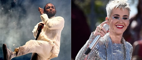 Kendrick Lamar, the Weeknd, Katy Perry Top VMA Nominations