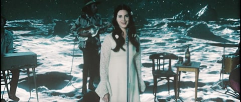 Watch Lana Del Rey's Dreamy 'Love' Video