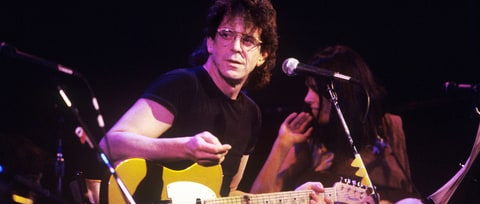 Hear Lou Reed Talk Andy Warhol, Velvet Underground at 1994 Show
