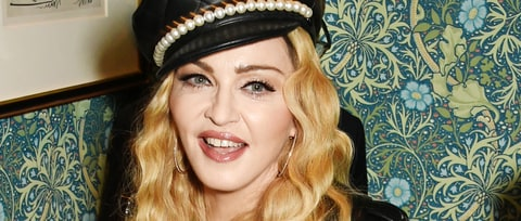 Judge Halts Intimate Madonna Items Up for Auction