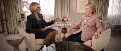 Watch Mary J. Blige Sing Bruce Springsteen's 'American Skin' to Hillary Clinton