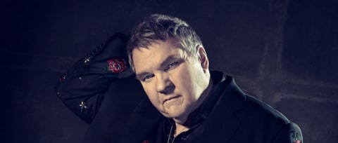 Meat Loaf Talks Jim Steinman Reunion, Onstage Collapse