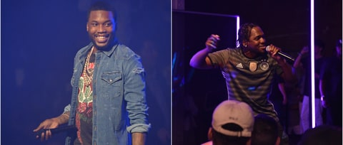 Hear Meek Mill, Pusha T's Powerful New Song 'Black Moses'