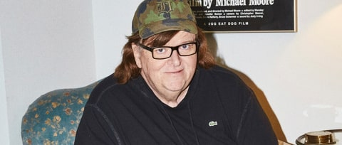 Michael Moore to Donald Trump Voters: 'You're Legal Terrorists'